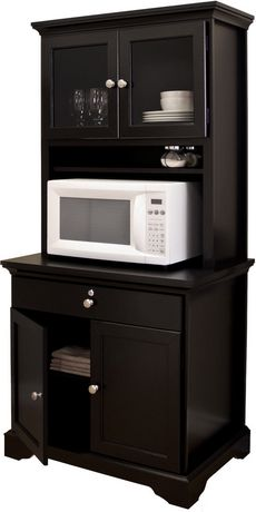 Kitchen Microwave Cabinet