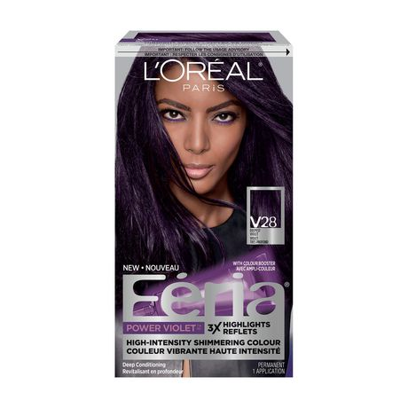 Fria Power Midnight Power Violet V28 Deepest Violet