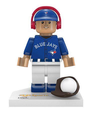 Oyo Sportstoys Ryan Goins Toronto Blue Jays Minifigure