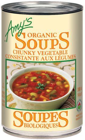 amy's kitchen soup cabinet boxes amy s organic chunky vegetable walmart canada