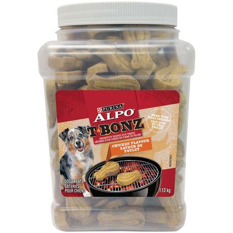 Purina ALPO TBonz Chicken Flavour DrumstickShaped Dog