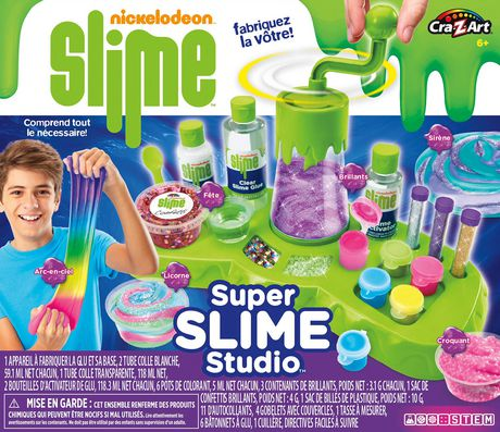 Anything with Slime