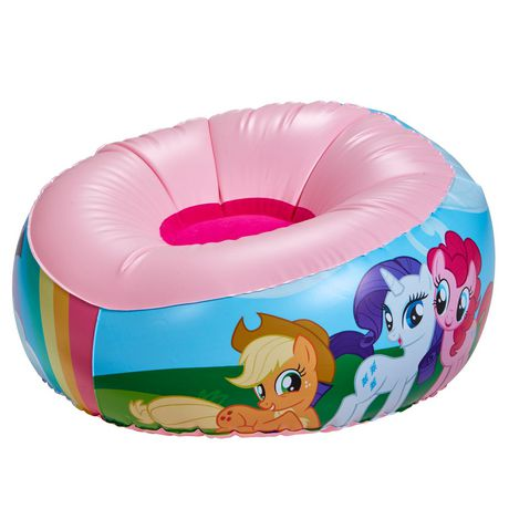 inflatable chair canada retro swivel my little pony junior walmart