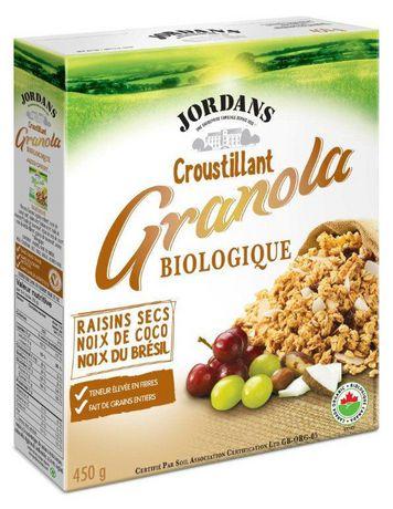 Jordan's Organic Crunchy Granola | Walmart Canada