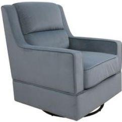 Delta Avery Nursery Glider Chair Grey Accent Ottoman Rocking Chairs & Gliders For Breastfeeding At Walmart