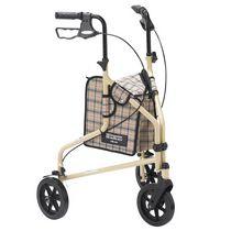 carex transport chair dining with armrest crosstour™ rollator | walmart.ca