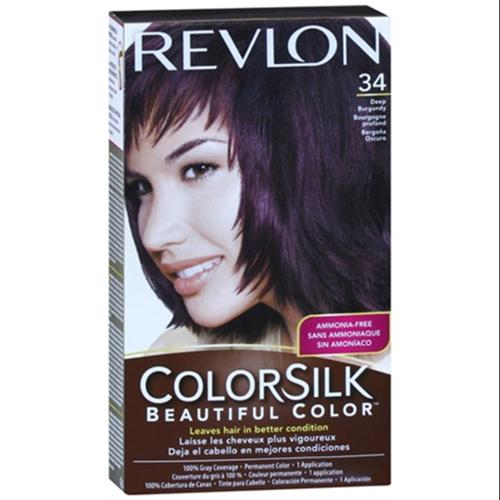 revlon colorsilk hair color 34