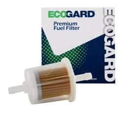 ecogard xf20011b small engine fuel filter 1 4 or 5 16 line fits lawn mowers tractors generators atvs and more walmart com [ 1000 x 1000 Pixel ]
