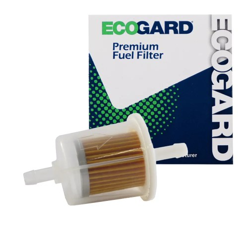small resolution of ecogard xf20011b small engine fuel filter 1 4 or 5 16 line fits lawn mowers tractors generators atvs and more walmart com
