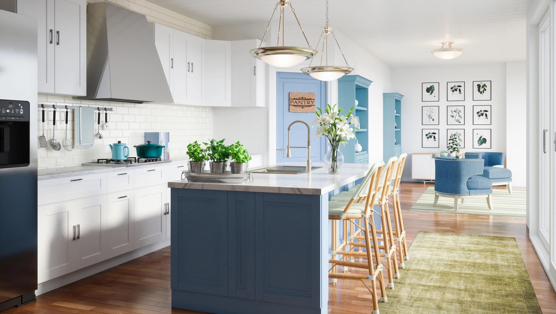 Kitchen Cabinet Interior Finish