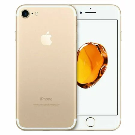 Refurbished Apple iPhone 7 128GB, Gold – Unlocked GSM