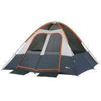 Wenzel Salmon River 12x10x72 2-Room Dome Tent - Walmart.com