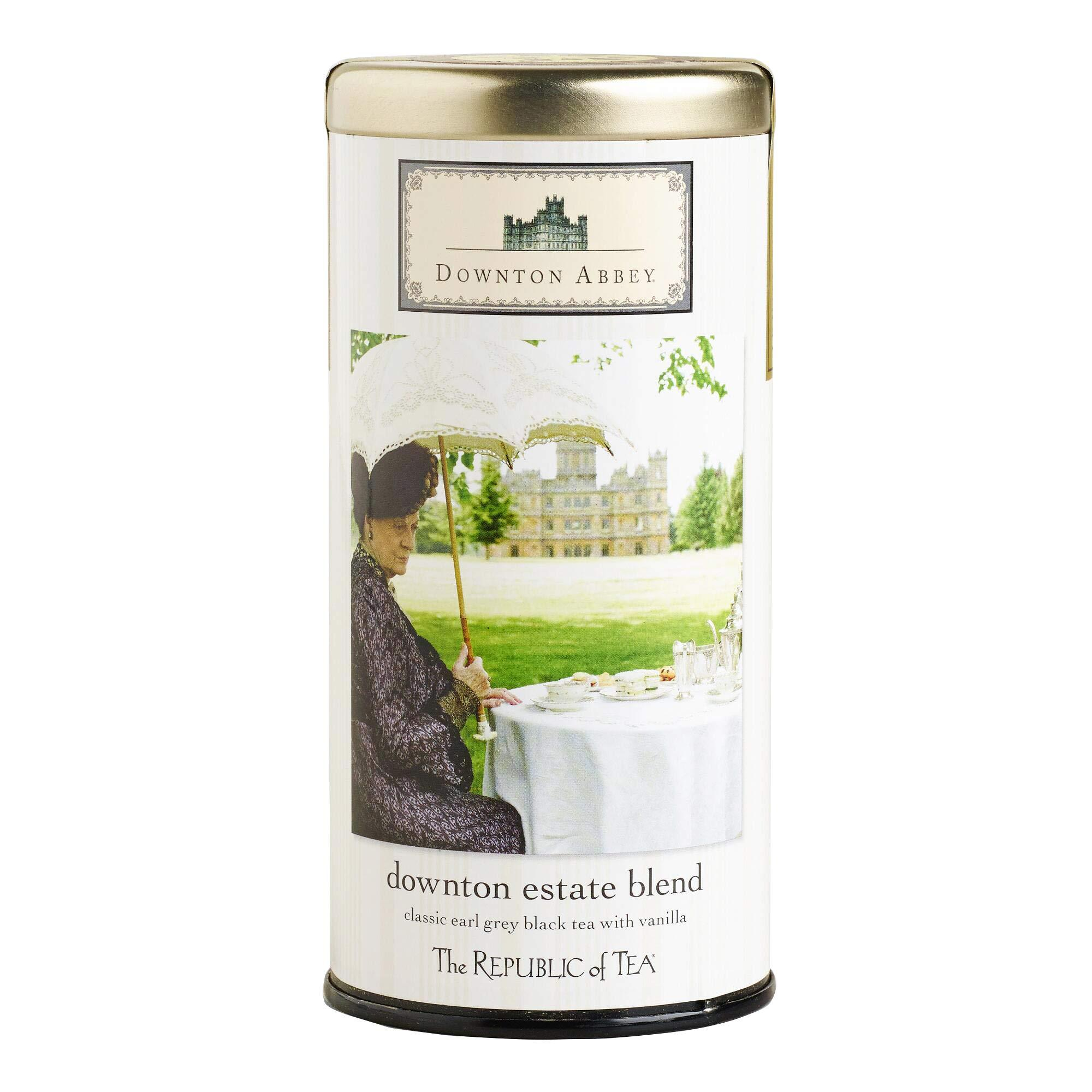 Republic of Tea Downton Abbey Estate Blend Classic Black