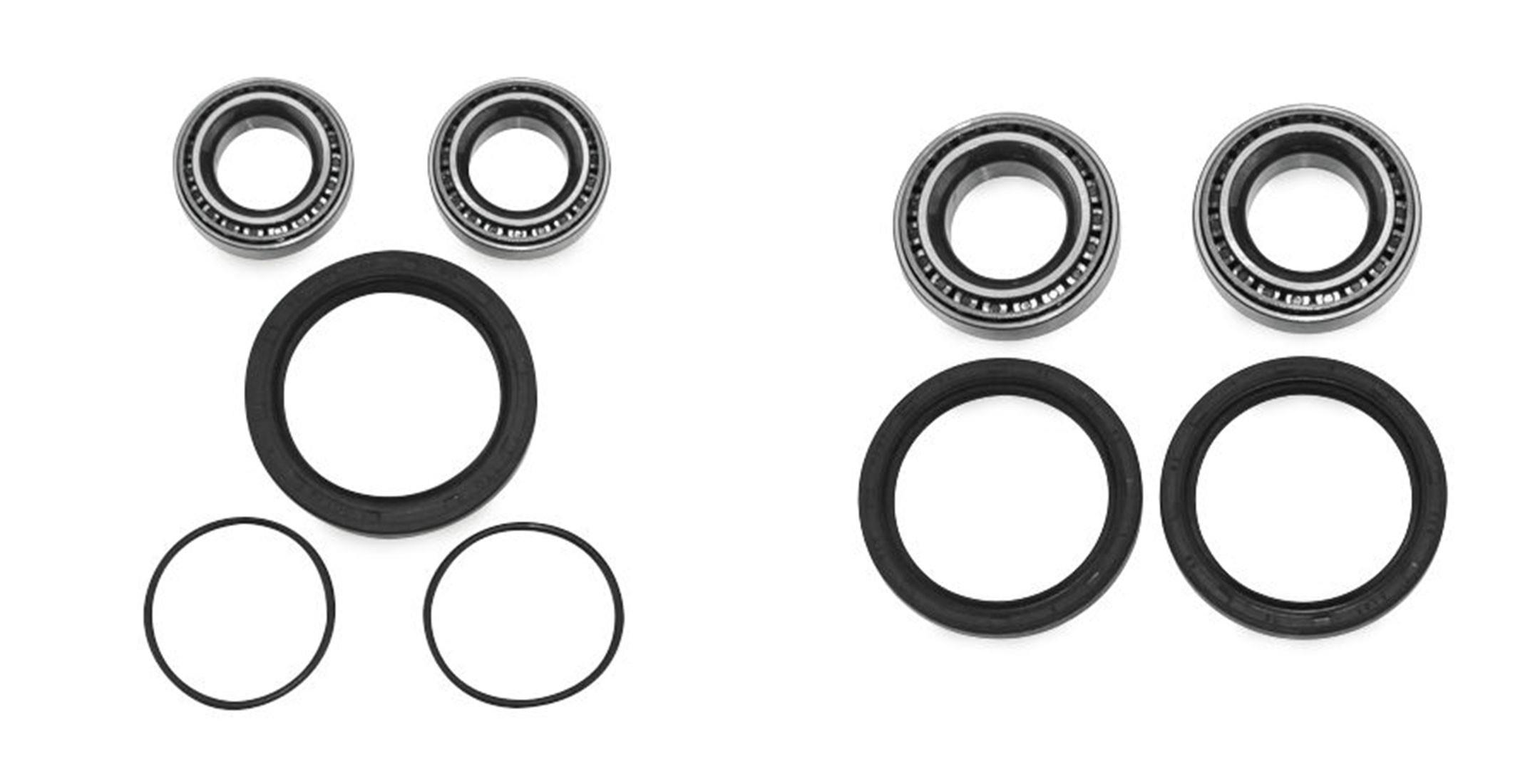 QUADBOSS Front and Rear Wheel Bearing Kits for Polaris