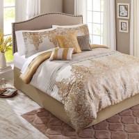 Better Homes and Gardens 7-Piece Bedding Comforter Set ...