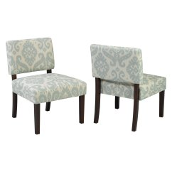 Damask Accent Chair Lunch Room Chairs Brassex Inc Walmart