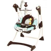 Graco Milan Silhouette Infant Swing - Walmart.com