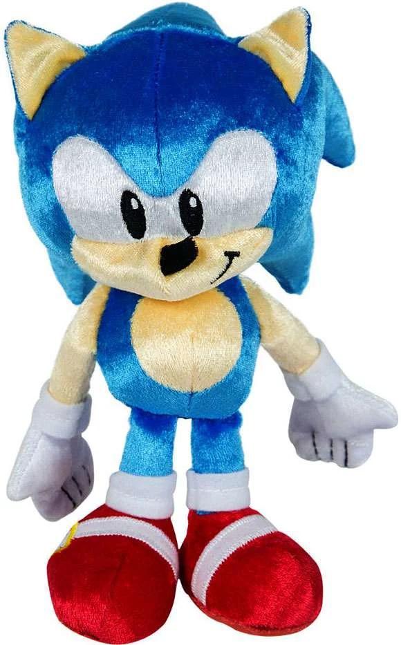 Sonic The Hedgehog 25th Anniversary Sonic Plush Walmart