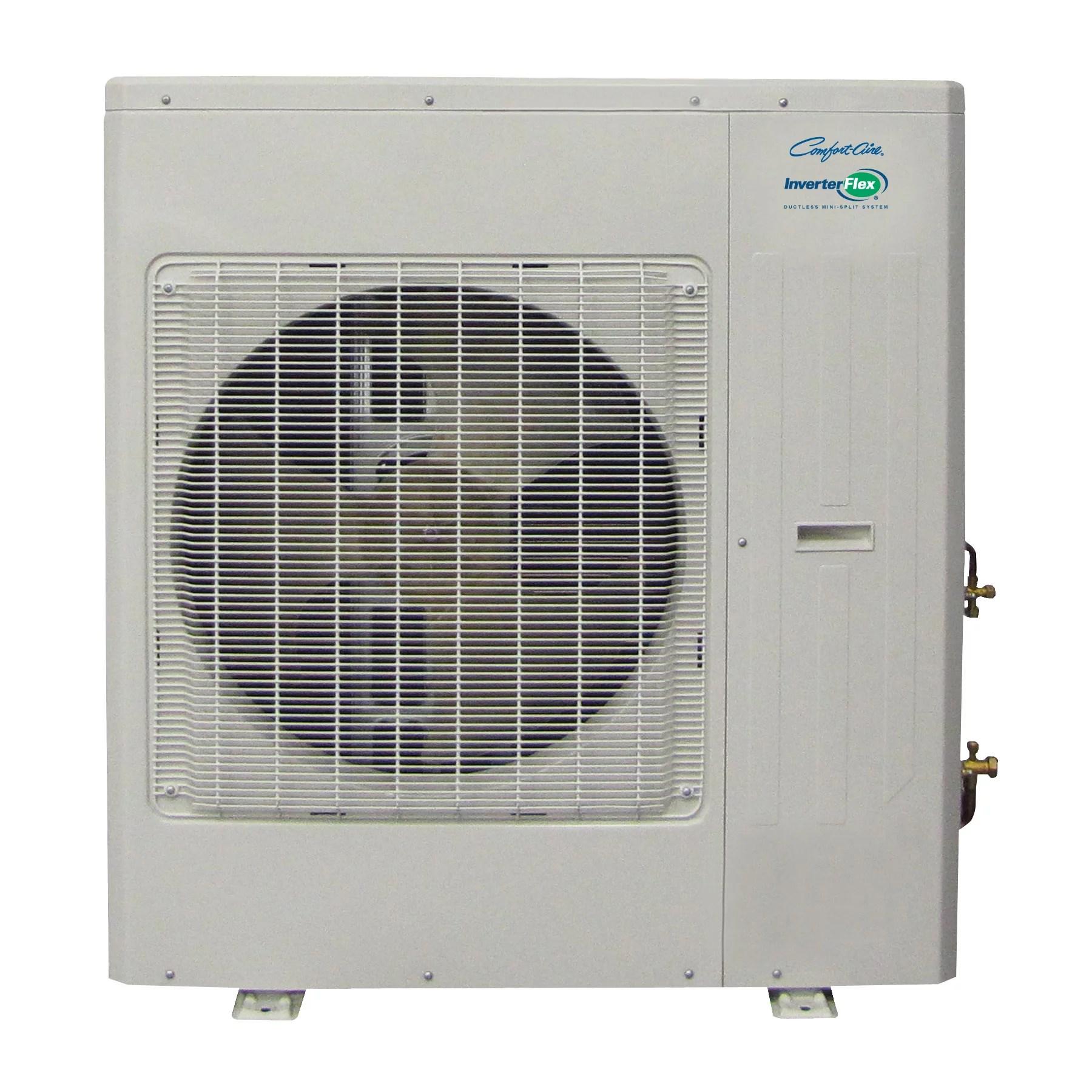 hight resolution of pioneer ductless mini split inverter heat pump system 9 000 btu h 110 120v 17 0 seer walmart com