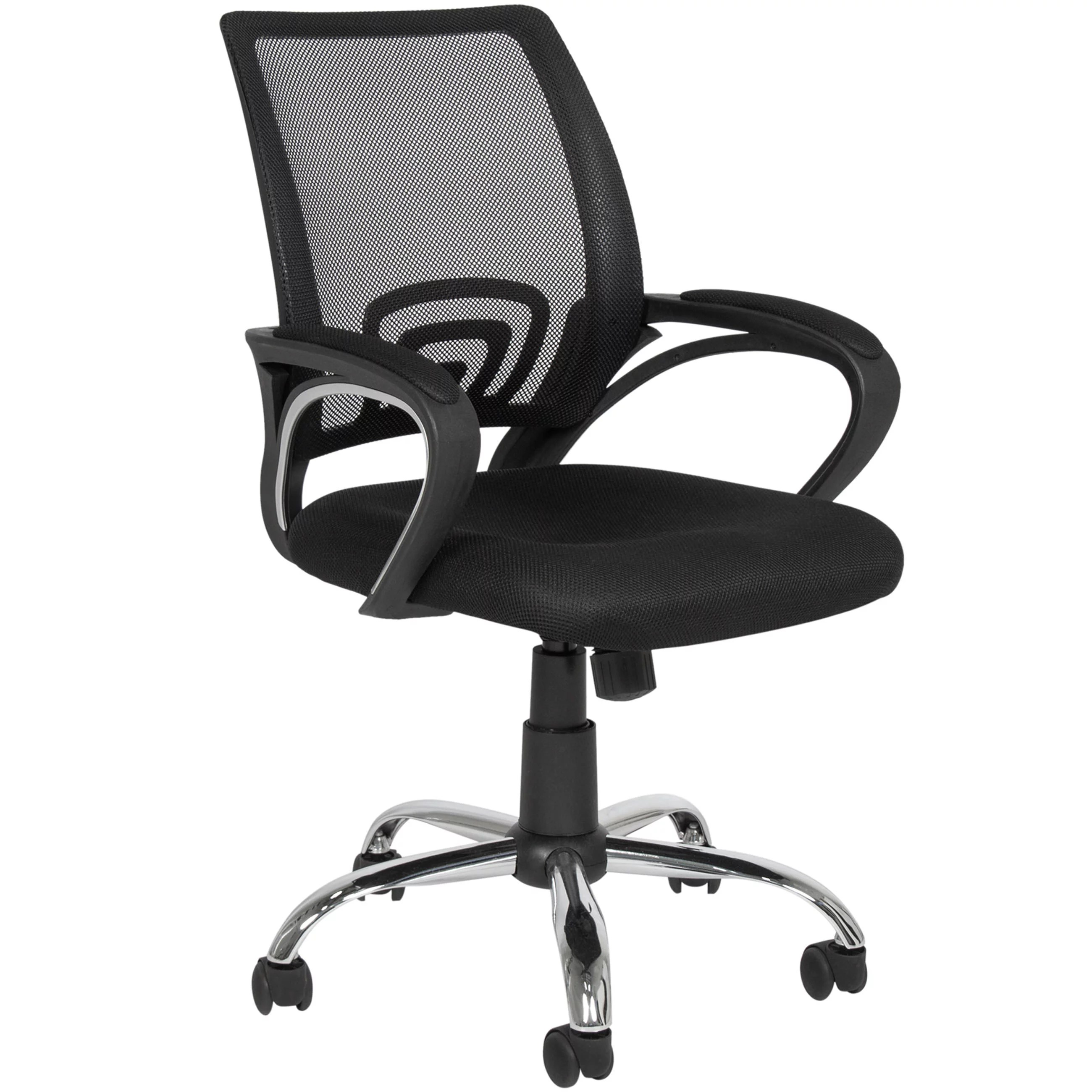 Ergonomic Chair Best Choice Products Ergonomic Mesh Computer Office Desk Task Midback Task Chair W Metal Base New