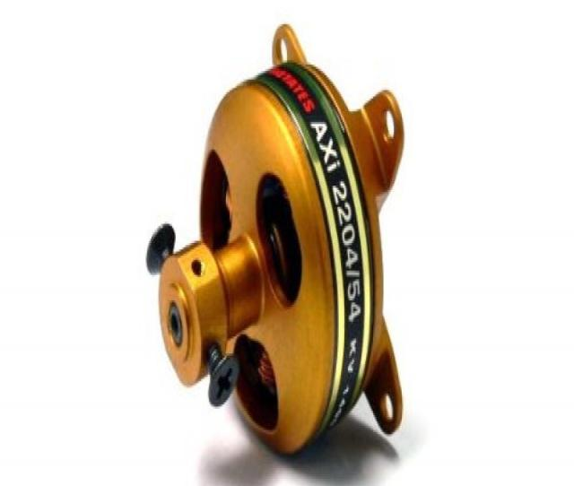 Axi Model Motors Gold 2204 54 Evp Rc Hobby Outrunner Brushless Motor Om773 With Rcecho