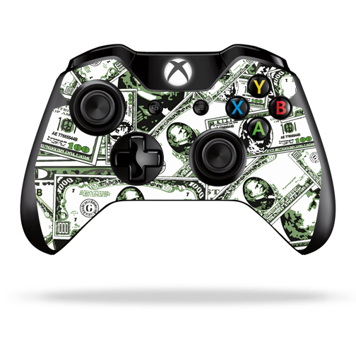 Protective Vinyl Skin Decal Cover for Microsoft Xbox One One S Controller wrap sticker skins