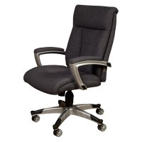 Sealy Posturepedic Office Chair Fabric Cool Foam Chair ...