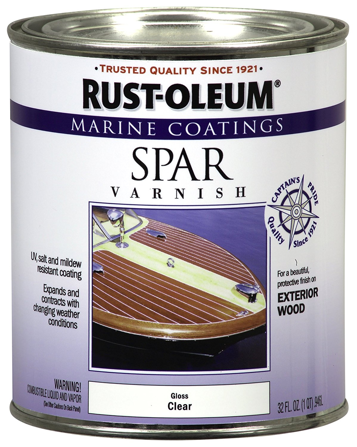 Rustoleum On Wood Trim