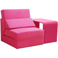 Small Table and Chair, Pink - Walmart.com