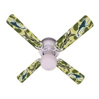 Ceiling Fan Designers Freedom Camo Military Indoor Ceiling ...