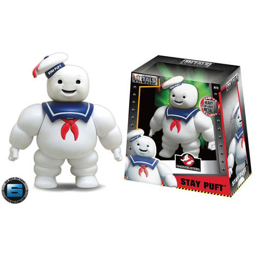 Ghostbusters 6 Dc Figure Stay Puff Marshmallow Man