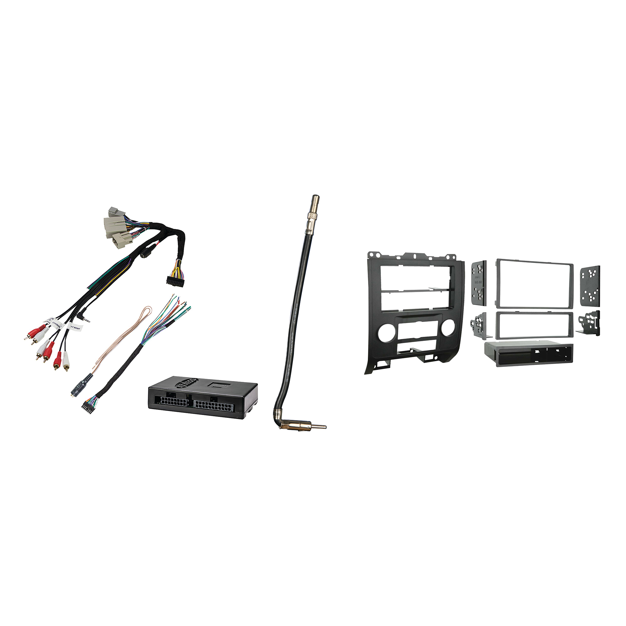 Ford Escape For 2008-2012 Double DIN Metra Car Stereo