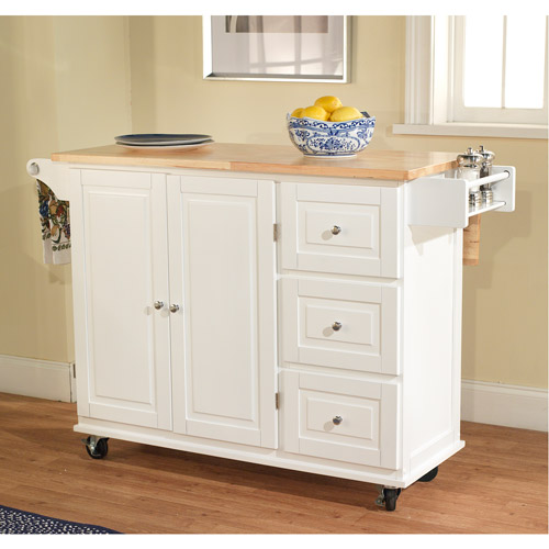 Sundance Kitchen Cart Multiple Colors  Walmartcom
