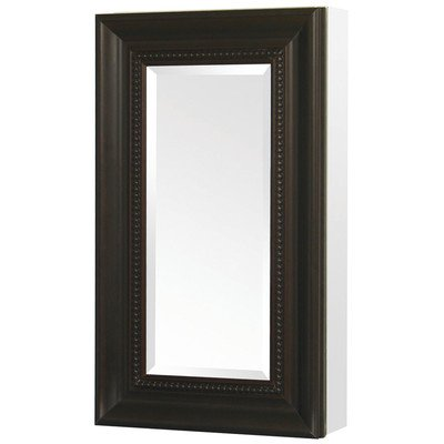 15 in. x 26 in. Recessed or Surface Mount Mirrored