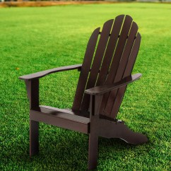Adirondack Chairs Walmart Lucite For Sale Mainstays Brown Chair