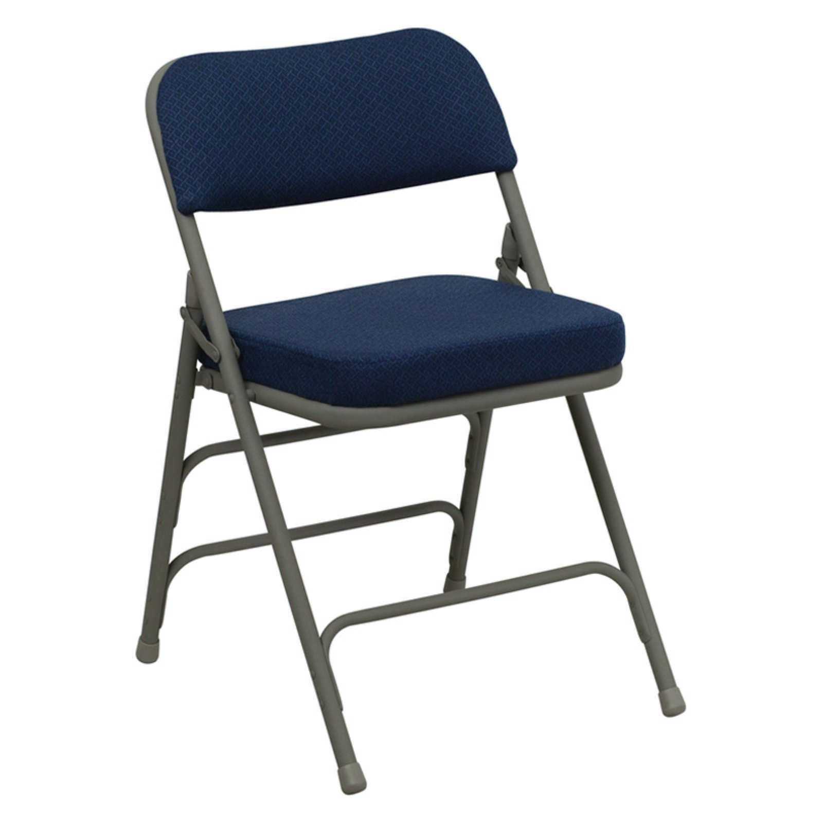folding chairs for sale egg desk chair cheap flash furniture hercules series premium curved triple braced and double hinged fabric upholstered metal multiple colors walmart com