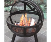 ball of fire pit
