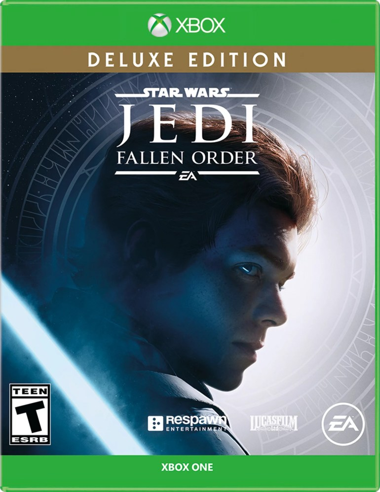Star Wars Jedi: Fallen Order Deluxe Edition, Electronic Arts, Xbox One, 014633741377