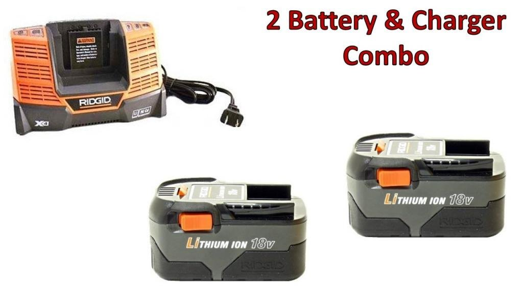 Ridgid Battery Charger Manual