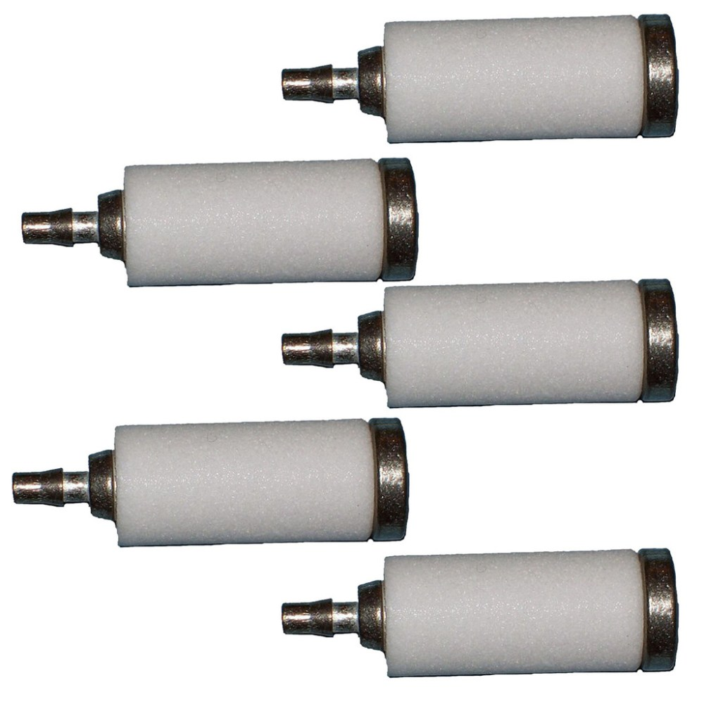 medium resolution of poulan craftsman chainsaw 5 pack oem replacement fuel filter 530095646 5pk walmart com