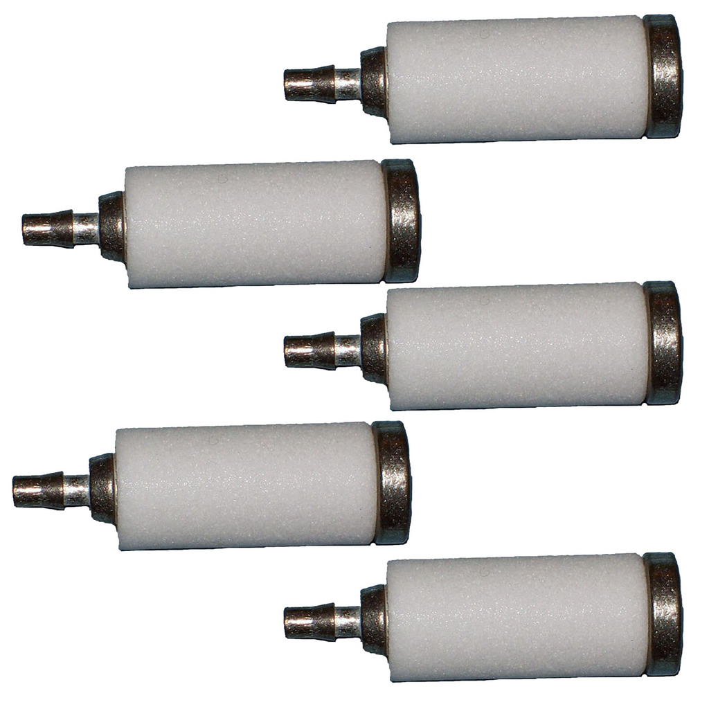 hight resolution of poulan craftsman chainsaw 5 pack oem replacement fuel filter 530095646 5pk walmart com