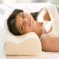 Tempur-pedic Low Profile Neck Pillow - Walmart.com