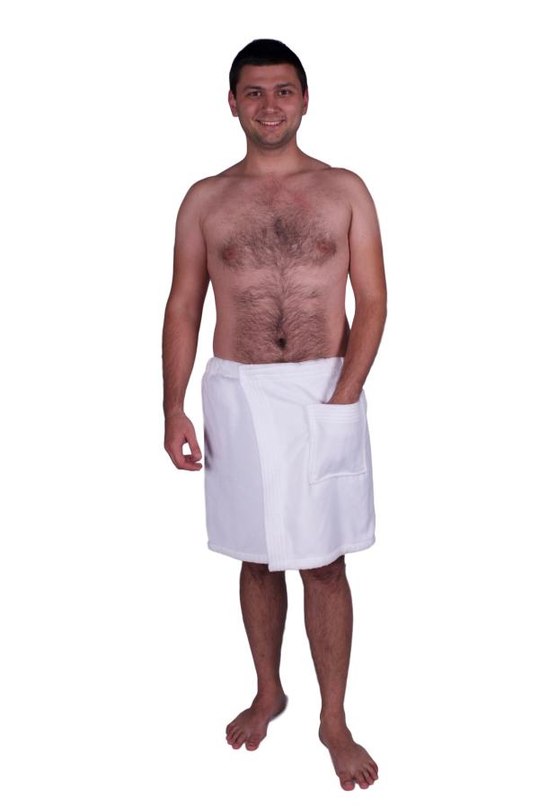 Puffy Cotton Terry Velour Cloth Spa Body Wrap Towel