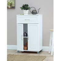 "SystemBuild 24"" 1 Drawer/2 Door Base Storage Cabinet ..."