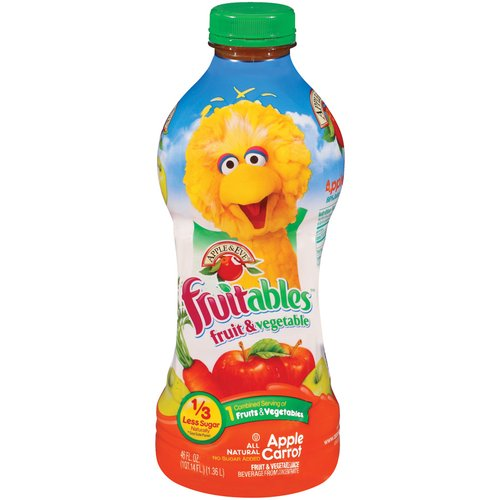 Apple Eve Apple Eve Fruitables Juice Beverage 46 oz