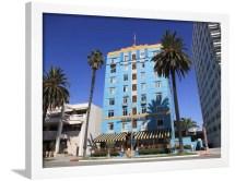 Art Deco Georgian Hotel Ocean Avenue Santa Monica
