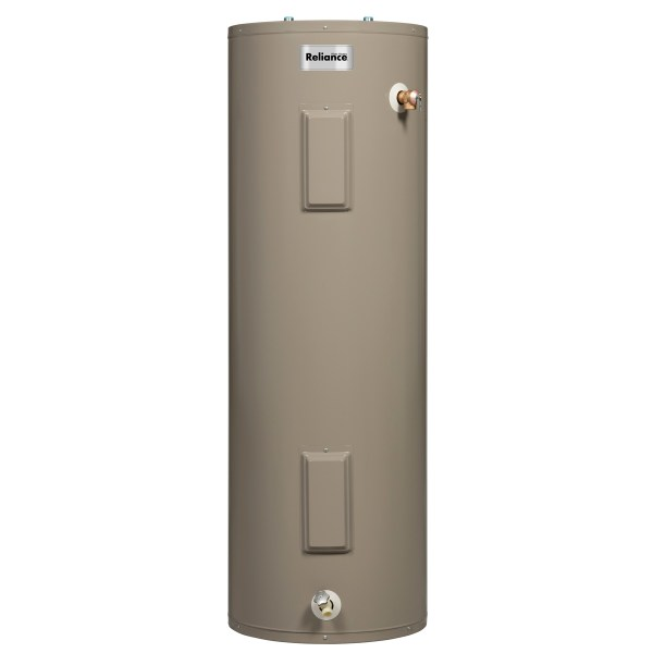 Reliance 6 40 Eort 110 Tall Gallon Electric Water Heater