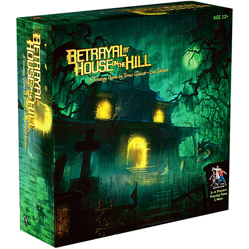 Betrayal At House On The Hill Walmart