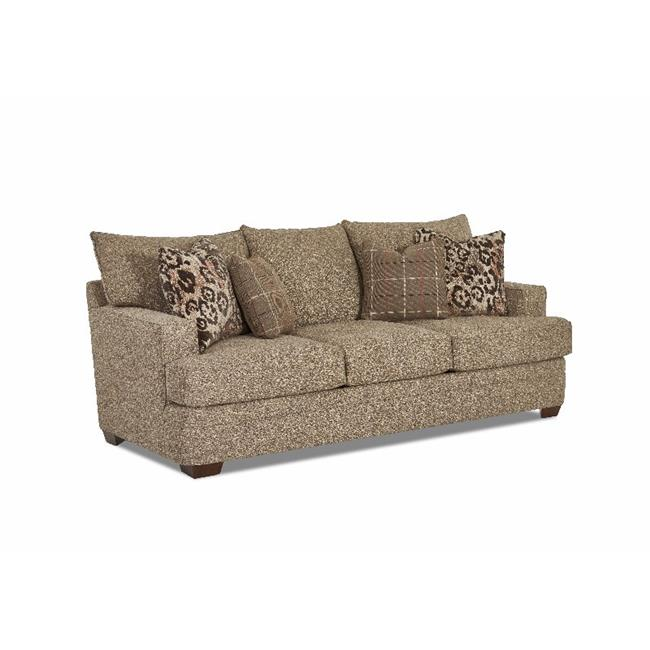 chadwick sofa how to clean microfiber with vinegar klaussner furniture 012013371985 in supreme mineral pillows bobcat mink 31 x 42 91 walmart com