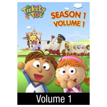 Tickety Toc Treasure Timehide And Seek Time Season 1 Ep